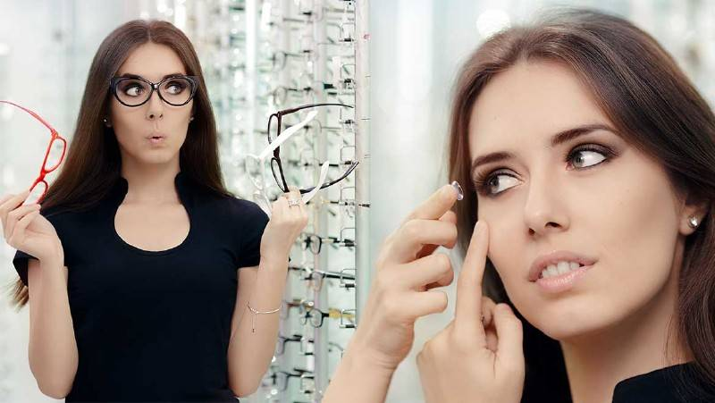Insight Into Glasses vs Contacts